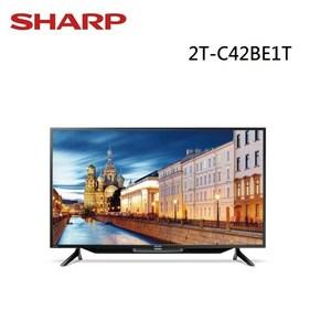 SHARP 夏普 42吋FHD智慧連網液晶電視 2T-C42BE1T