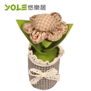 【YOLE 悠樂居】獨秀-花藝造型香炭包#1035058(2入)