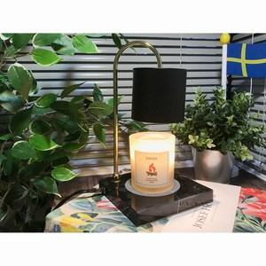 瑞典VANA 蠟燭暖燈-大理石檯款(大)(多款尺寸可選)