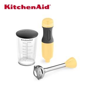 【KitchenAid】手持料理棒(奶油黃)