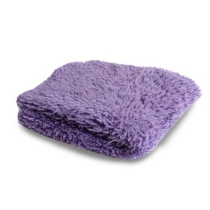 Lovel 7倍強效吸水抗菌超細纖維方巾(柔棉紫)