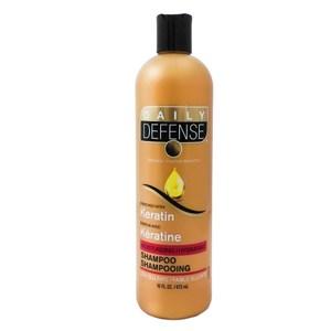加拿大Daily Defense德芬洗髮乳-角蛋白*6