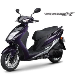 YAMAHA 山葉 新勁戰雙碟 FI 125 - 質感版 深紫