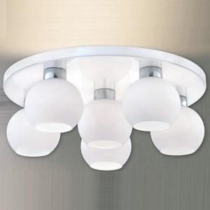 [特價]【大巨光】台製現代風半吸頂燈 中(LW-09-2772)