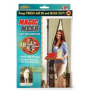 Magic Mesh 美國磁性防蚊門簾