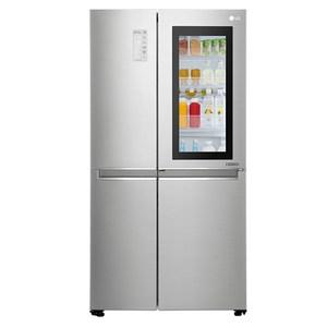 LG樂金 敲敲看門中門冰箱 GR-QL88N