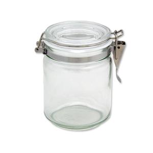 【ADERIA】日本進口抗菌密封扣環保存玻璃罐750ml