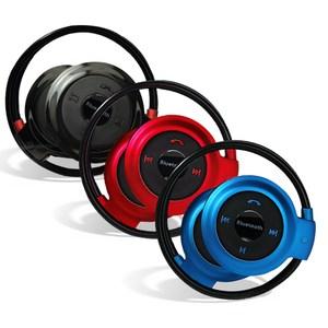 【長江】進口CSR耳罩後戴式運動藍牙耳機(NAMO Z9)紅色