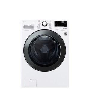 LG17公斤滾筒蒸洗脫烘白色洗衣機WD-S17VBD