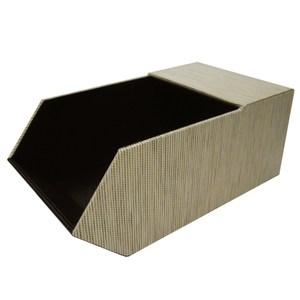 南亨紙編堆疊櫃 米色