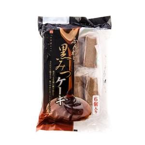 日本津山屋黑糖蛋糕200g