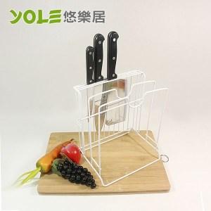 【YOLE悠樂居】廚具砧板架#1132025