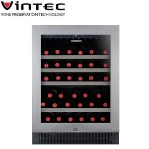 法國VINTEC 40瓶單門單溫酒櫃(不銹鋼系列)V40SGE(S3)