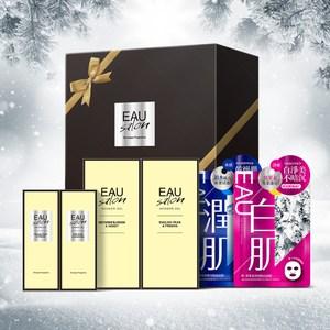 【EAU Salon 耀.沙龍】聖誕禮盒六件組500ml*2+100ml*2+面膜*2