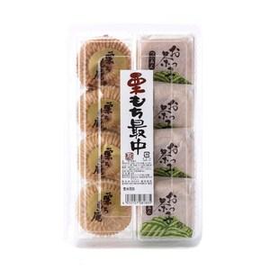 日本倉知綜合最中餅[紅豆&栗子口味]