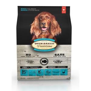 【Oven-Baked】烘焙客 成犬深海魚口味 大顆粒 5磅 X 1包