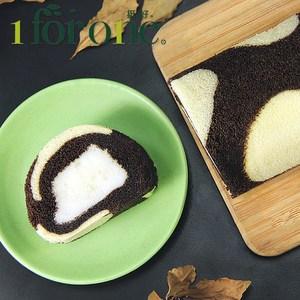 1 for one.巧克力鮮奶凍捲(420g/條)(共3條)