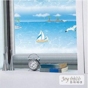韓國優質彩繪窗貼92cm-GS16