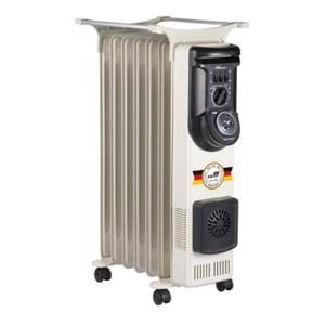 北方 葉片式恆溫電暖爐 NA-07ZL