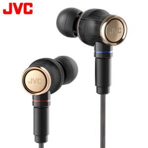 JVC HA-FW1800 Wood系列Hi-Res入耳式耳機 木質振