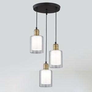 YPHOME 輕工業圓盤三吊燈10123381