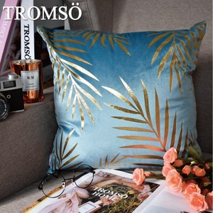 TROMSO風尚北歐抱枕/時尚年代藍