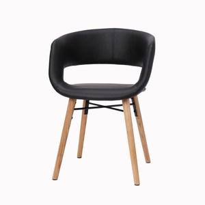 HOLA 布雷特餐椅 黑