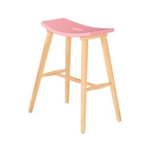 【YFS】莉卡馬卡龍吧椅-50x38x62cm(兩色可選)