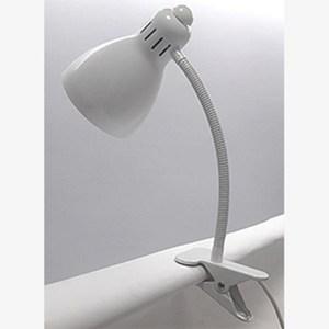 HONEY COMB 工業風造型夾燈檯燈 三色款白色 TA5025W