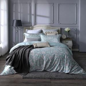 BBL 凝香花語100%萊賽爾纖維-天絲.印花兩用被床組-雙人雙人