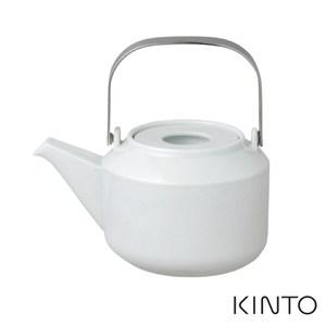 日本KINTO LT茶壺600ml - 共兩色白