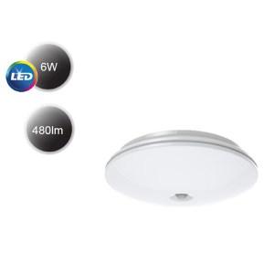 飛利浦 恒鈴LED 6W感應吸頂燈黃光