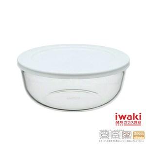 【iwaki】玻璃微波碗 1.3L