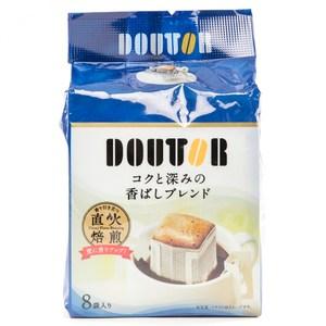 日本 DOUTOR 羅多倫 濾式咖啡濃郁 7Gx8