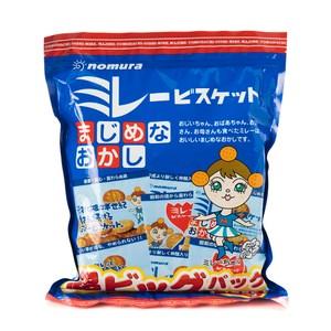 日本野村超大包美樂圓餅 16gx30入
