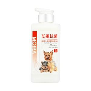 MORIA 莫伊拉 極緻精華 溫和配方洗毛精-防蚤抗菌-500ml*1
