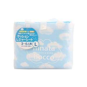 日本Hinata Bocco 萬用野餐墊(藍天白雲)