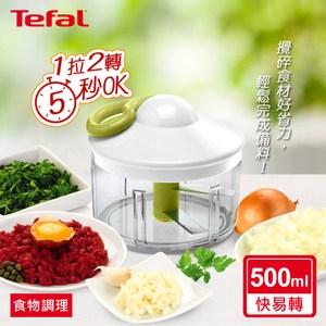 Tefal法國特福 新快易轉食物調理器(500ml)