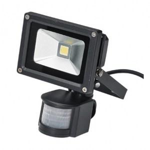 10W LED人體感應照明燈(暖黃光)