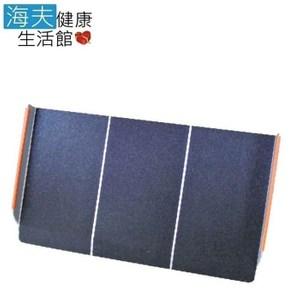 【海夫】建鵬 JP-857-2  攜帶式 鋁合金 門檻單片斜坡板