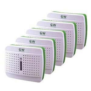 GW無線式水玻璃除溼機 E-333 (5入)