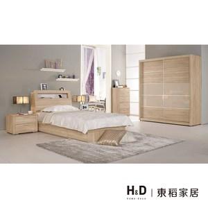 H&D格瑞斯3.5尺被櫥式單人床