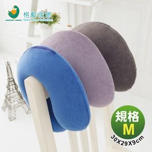 【格藍傢飾】驅蚊防蟎舒壓護頸枕-藍(小)