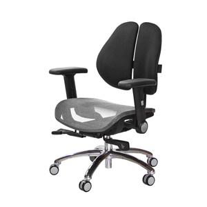 GXG 低雙背網座 工學椅(鋁腳/摺疊升降扶手)TW-2805 LU1#訂購備註顏色