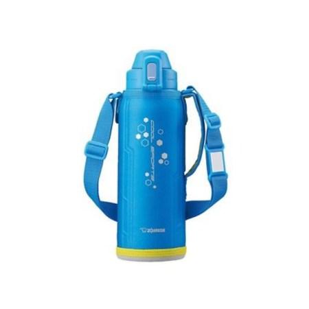 象印【SD-EB10-AL】1L超輕量保溫瓶-亮藍色AL