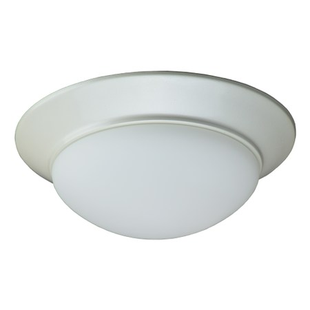 珍珠白E27*1吸頂燈