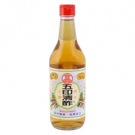 高印 - 五印清酢 520ml