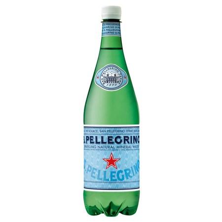 聖沛黎洛 天然氣泡礦泉水瓶裝(1000ml)x12瓶