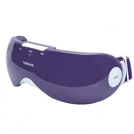 tokuyo 眼部按摩器(紫羅蘭色)