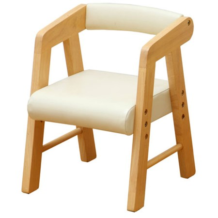 《C&B》na-KIDS兒童軟座扶手調整椅-米色